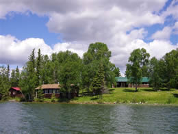 Lodge on Lakeshore