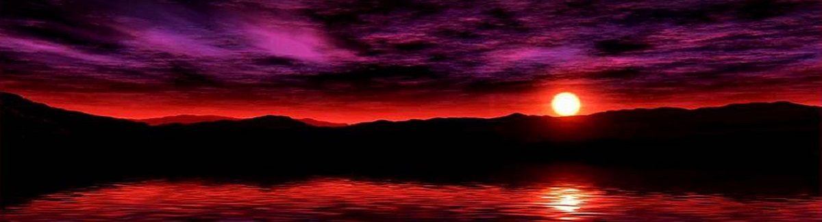 resort-forsale-amazing-purple-red-sunset-on-lakeshore