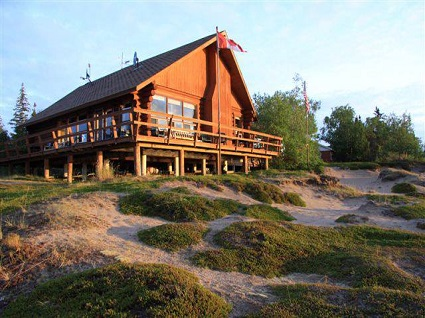 resorts-for-sale-canada-manitoba-resort-lodge-sunset