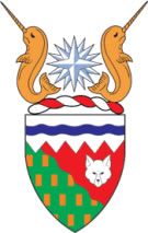 NorthWest Territories Provinicial Shield