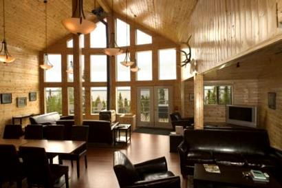 Lodge Interior